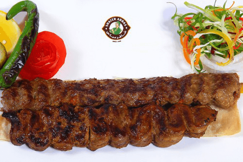 SHATER KABAB