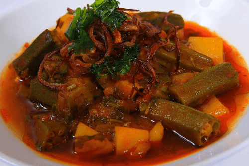 OKRA CURRY